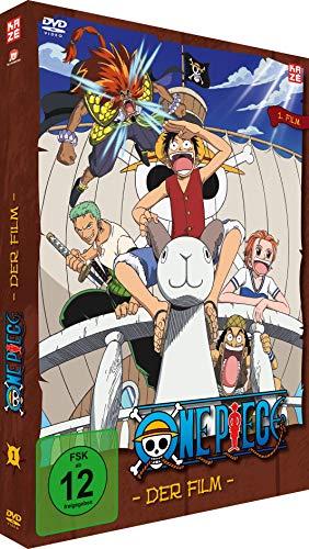 One Piece: Der Film - 1. Film - [DVD]