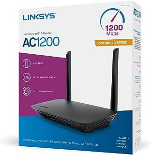 Linksys E5400 Router Wireless BroadBand AC1200