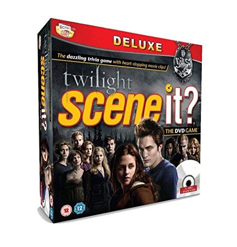 Twilight Scene It? Dvd Interactive Board [Edizione: Regno Unito]