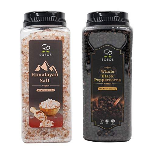 Best salt for salt grinder