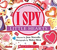 I Spy Little Hearts with Foil: A Book of Picture Riddles (I Spy Little Books)