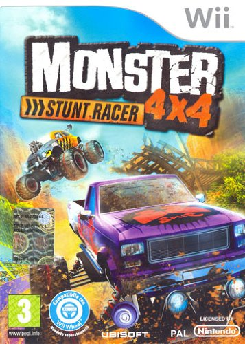 Monster 4x4 Stunt Racer