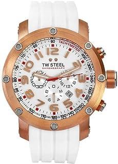 TW Steel Watch for Men, Rubber, TW-133