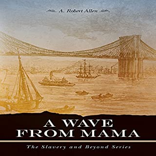 A Wave from Mama audiobook cover art