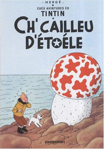 Les Aventures de Tintin : Ch'cailleu d'étoéle (L'Etoile mystérieuse)