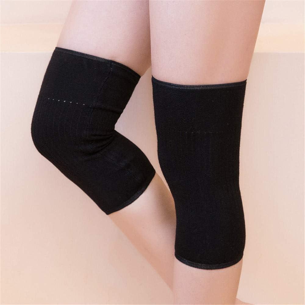 Bcharm Knee Warmers Mens Womens Cashmere Soft Thermal Warm Leg Warmer Knee Sleeves