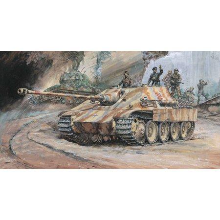 Tamiya - 30607 - Maquette - Char d'assaut - Jagdpanther