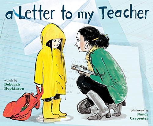 A Letter to My Teacherの詳細を見る