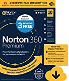 Best Privacy Softwares - EXCLUSIVE Norton 360 Premium – Antivirus software Review