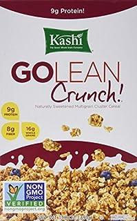 Kashi GOLEAN Crunch Cereal-13.8 Oz-2 Pack
