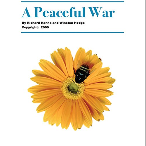 A Peaceful War audiobook cover art