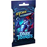 KeyForge: Dark Tidings Archon Deck Display - Set of 12 Ready to Play Competitive Card Game Decks