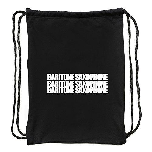 Eddany Baritone Saxophone Three Words Turnbeutel