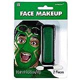 Amscan 395805.03 Cream Non Toxic Face Makeup,...