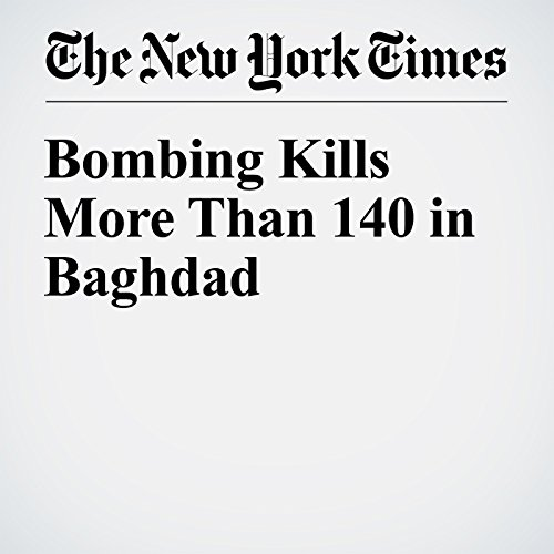 Bombing Kills More Than 140 in Baghdad cover art
