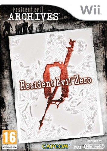 Resident Evil Zero - Archives