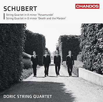 Schubert: String Quartet in A minor, 'Rosamunde' - String Quartet in D minor, 'Death & the Maiden'