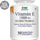 Vitamin E Complexes Review and Comparison