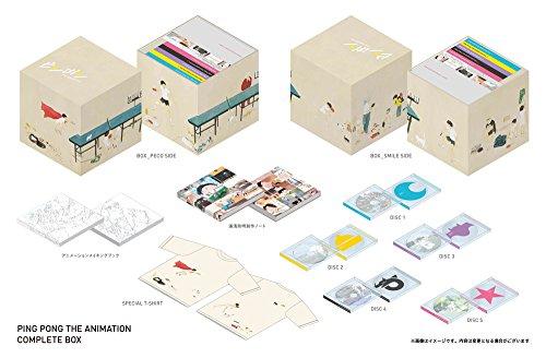 ピンポン COMPLETE BOX(完全生産限定版) [DVD]