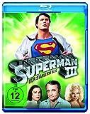 Superman 3 - Der stählerne Blitz [Alemania] [Blu-ray]