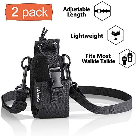 Zeadio Multi Function Pouch Case Holder for GPS Phone Two Way Radio ZNC C Pack of 2 product image
