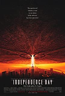 Independence Day 27 x 40 Movie Poster - Style A