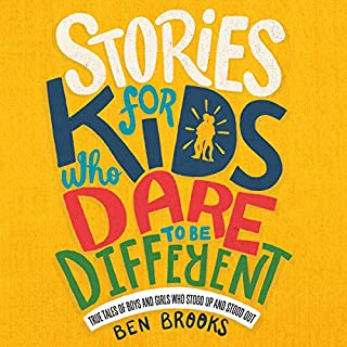 Couverture de Stories for Kids Who Dare to be Different