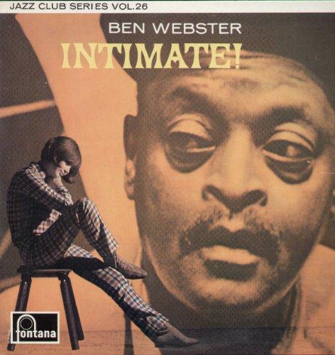Ben Webster - Intimate! - Fontana - 883 276 JCY