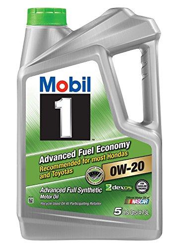 Mobil 1 120758 Advanced Full Synthetic Motor Oil...