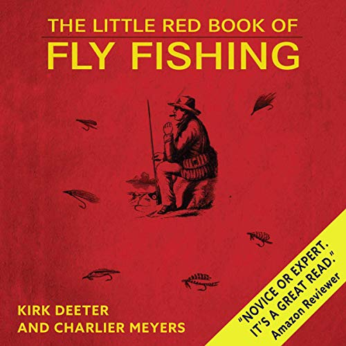 The Little Red Book of Fly Fishing cover art