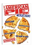 American Pie Presents: Unrated 4-Play Pack (Band Camp / The Naked Mile / Beta...