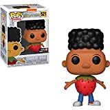 Funko Strawberry Gerald (GameStop Exclusive): Nickelodeon Hey Arnold x POP! Figura de vinilo de animación y 1 POP! Compatible con PET Protector Gráfico [#521 / 35613 - B]