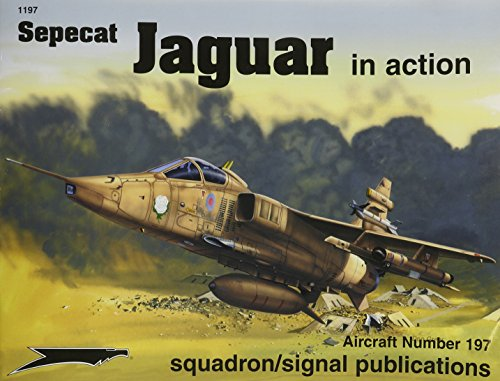 SEPECAT JAGUAR IN ACTION