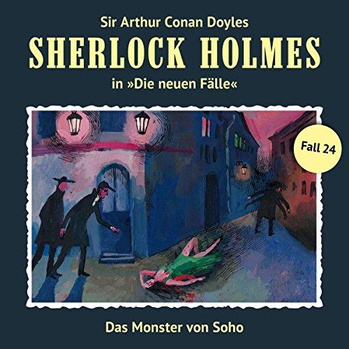 Das Monster von Soho: Sherlock Holmes - Die neuen Fälle 24
