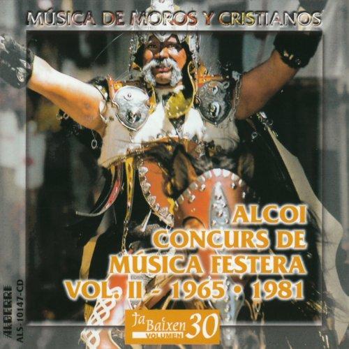 Música de Moros y Cristianos - Alcoi Concurs de Música Festera (1965-1981)