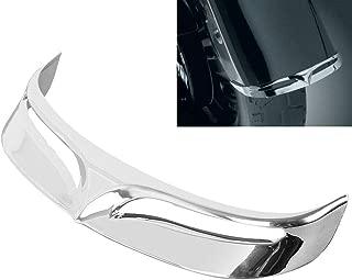 TCMT Chrome Rear Fender Edge Trim Tip Trailing Fits For Harley Fatboy FLSTF/B 2007-2017