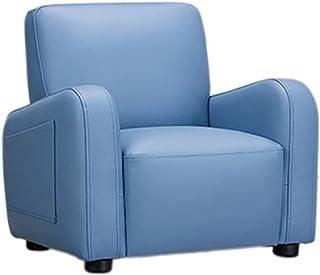 Dfghbn Canapé pour enfant en cuir - Chaise de lecture pour enfant - Petit canapé paresseux - Tatami - Meuble pour enfant -...