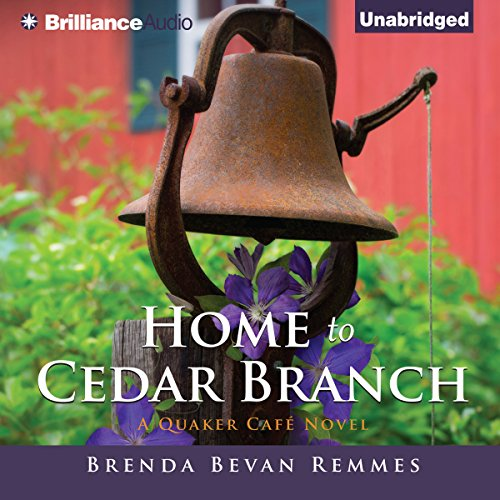 Home to Cedar Branch audiobook cover art