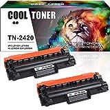 Cool Toner Compatible TN-2420 TN2420 TN 2420 TN2410 Cartouche de Toner pour Brother MFC-L2710DW DCP-L2530DW HL-L2310D HL-L2350DW HL-L2370DN HL-L2375DW MFC-L2710DN MFC-L2730DW MFC-L2750DW DCP-L2510D