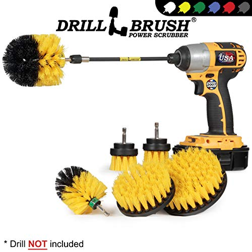 Drillbrush Ultimate Grout Cleani...
