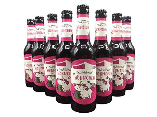 Zwönitzer Hörnchen Bier 12 Flaschen 0,33l