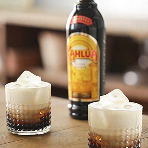 Kahlúa Coffee-Likör – Aromatischer Kaffee Likör mit Noten von Karamell & Vanille – Ideal pur, in Kaffeeheißgetränken oder Cocktails wie White Russian – 1 x 0,7 L - 4