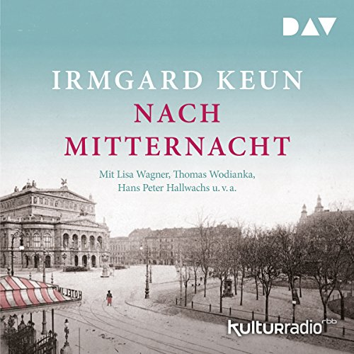 Nach Mitternacht                   By:                                                                                                                                 Irmgard Keun                               Narrated by:                                                                                                                                 Lisa Wagner,                                                                                        Thomas Wodianka,                                                                                        Peter Jordan                      Length: 1 hr and 36 mins     Not rated yet     Overall 0.0