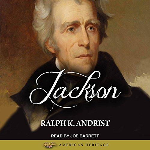 Jackson audiobook cover art