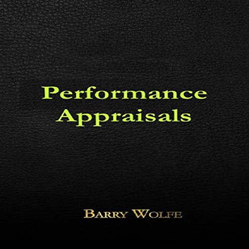 Performance Appraisals audiobook cover art