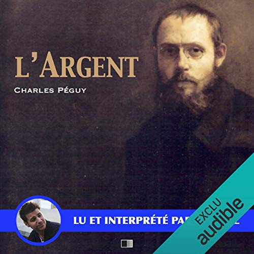 L'argent audiobook cover art