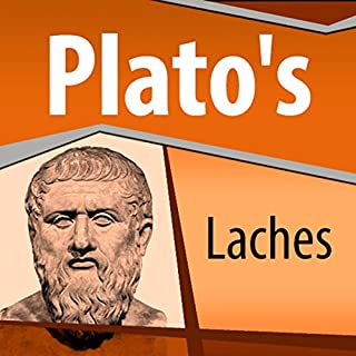 Plato's Laches cover art