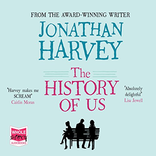 The History of Us cover art
