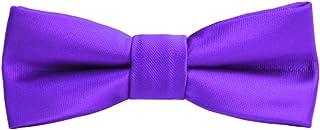 ربطة عنق عصرية من الساتان للأولاد من Black n Bianco