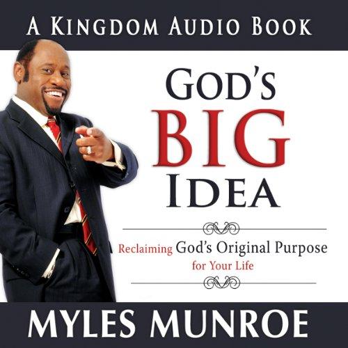 God's Big Idea cover art